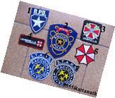 Free shipping 7 PCS RESIDENT EVIL RACCOON POLICE UMBRELLA