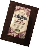Reserveage Resveratrol with Pterostilbene 500mg 60 ct Exp. 2018