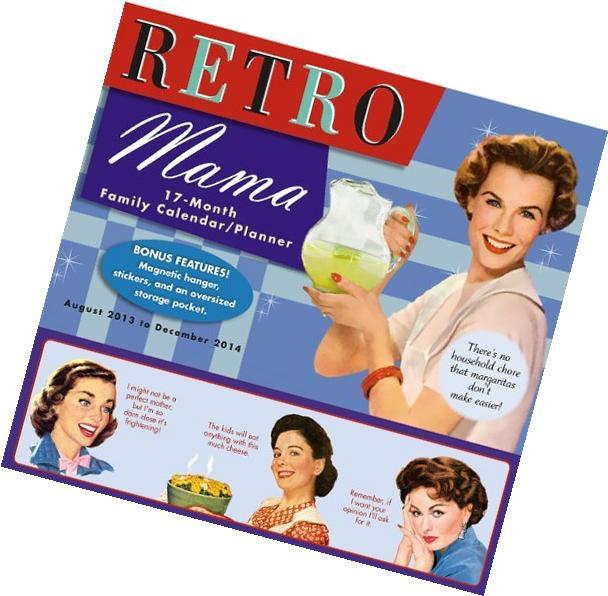 Retro Mama 2014 Planner