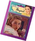 Anne Taintor NEW Retro Vintage Funny MAGNET 3.5x3.5 ~