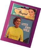 Anne Taintor NEW Retro Vintage Funny MAGNET 3.5x3.5 ~ Hurrah