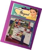 Anne Taintor NEW Retro Vintage Funny MAGNET 3.5x3.5 ~ mommy