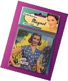 Anne Taintor NEW Retro Vintage Funny MAGNET 3.5x3.5 ~ Screw