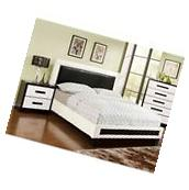Furniture of America Retticker 2 Piece Full  Panel Bedroom