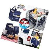 Reusable Shopping Bag Isolates Hot&Cold Reusable Grocery