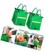 Reusable Shopping Bags Eco Foldable Trolley Tote Grocery