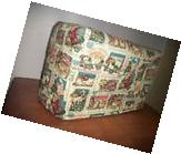 Reversible 2-Slice Toaster Cover Rooster Pig Horse reverse