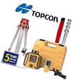Topcon RL-H4C Self-Leveling Rotary Grade Laser Level w/
