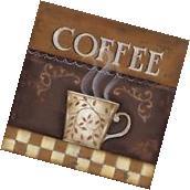 Barnyard Designs Roasted Coffee Retro Vintage Tin Bar Sign