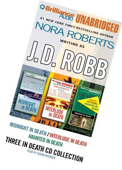 J. D. Robb 3-in-1 Novellas Collection: Midnight in Death,