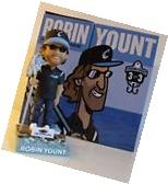 ROBIN YOUNT LAKESHORE CHINOOKS BOBBLEHEAD 2016 SGA BREWERS,