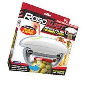 Robotwist Automatic Grip Hands Free Electric Jar Opener -