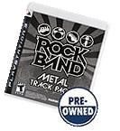 Rock Band Metal Track Pack - Pre-owned - Playstation 3