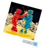 Rock 'em Sock 'em Robots Game Classic Game Battling Robots