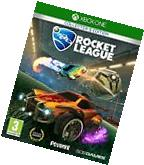 Rocket League Collector's Edition Xbox One Brand New Factory