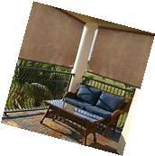 Roll Up Porch Shade Patio Outdoor Window Sun Solar Deck