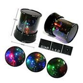 New Romantic Amazing Sky Star Master Night Light Projector