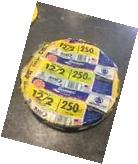 NEW Romex 250' 12/2 600 Volts NM-B Wire Roll 250 feet