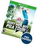 Rory Mcilroy Pga Tour - Pre-owned - Xbox One