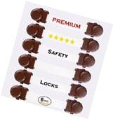 Premium Child Safety Locks Latch For Baby Proofing Cabinets
