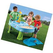 Sand and Water Table Activity Sandbox For Kids Baby Children