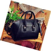 Women Satchel Crossbody Shoulder Bag Handbag PU Leather Tote