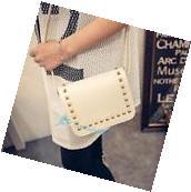Fashion Women Satchel Leather Handbag Tote Cross body Purse