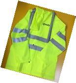 *NEW* Saturn Yellow Dri-Lite Jacket w/ Xfinity Logo - Small