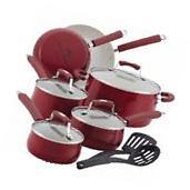 Paula Deen Savannah Collection Aluminum Nonstick Cookware
