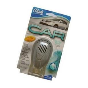 Glade Scented Oil .23 fl. oz.  Car Vent Clip Air Freshener,