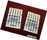 Schmetz Leather Sewing Needles 130/705h 15x1 HAx1 SZ 16