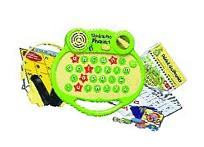 Leapfrog School House Think and Go Phonics by LeapFrog