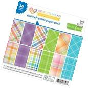 Scrapbooking Crafts Lawn Fawn 6X6 Paper Pad Perfectly Plaid