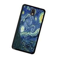 Season.C Van Gogh Starry Night Oil Painting Hard Back Case