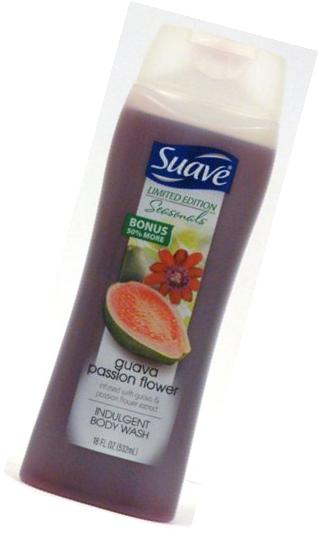 Suave Limited Edition Seasonals Indulgent Body Wash, Guava