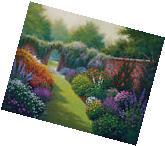Secret Garden - 1000 Piece Puzzle - White Mountain Puzzles