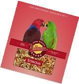 Volkman Seed Avian Science Eclecuts Balanced Bird Diet Mix