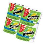 Bounty Select-a-Size Paper Towels White Huge Roll 8 Count 8
