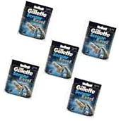 Gillette Sensor Excel Razor Blades - 30 Cartridges