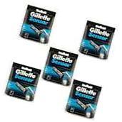 Gillette Sensor Razor Blades - 20 Cartridges