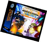Sentinel Tactics The Flame of Freedom Board Game Sentinel Comics New in shrink