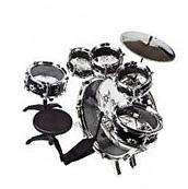 Musical Instruments For Toddlers Set Beginners Kids Black 11