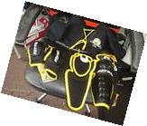 NEW 3 PIECE SET OF ICE or ROLLER  Hockey Protective Gear