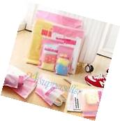 5Pcs/Set Travel Storage Bags Waterproof Clothes Packing Cube