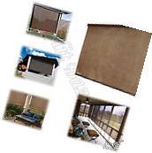 Outdoor Shades Porch Patio Rollup Blinds Exterior Solar Sun
