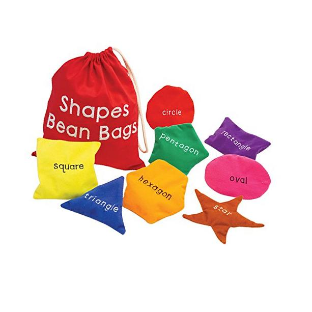 Educational Insights Shapes Beanbags New