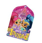 SHIMMER AND SHINE INVITATIONS  ~ Birthday Party Supplies