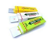Shock Chewing Gum