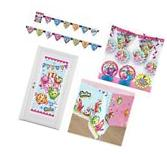 Shopkins Birthday Party Supplies Pack