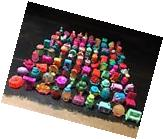 Lot of 100 Pcs shopkins figures toys gift from season 1 2 3